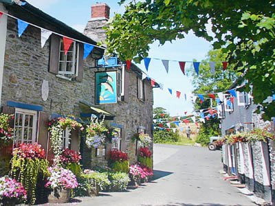 The Dolphin Inn, South Devon